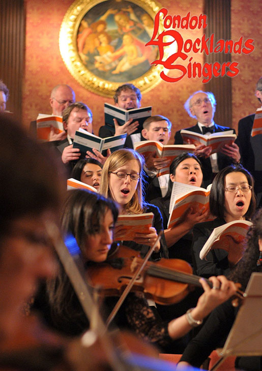London Docklands Singers : Concerto : May 2020